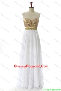 Empire Sweetheart Custom Made Pageant Dresses with Beading and Sequins