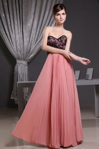 Simple Sweetheart Lace Natural Beauty Prom Pageant Dress on Wholesale Price