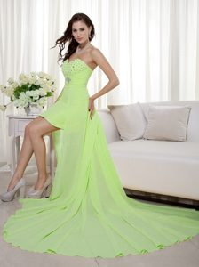 Sheath Sweetheart Inexpensive Miss Universe Pageant Dress with Beading