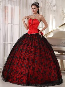 Ball Gown Sweetheart Pageant Dress for Wholesale Price in Tulle and Taffeta